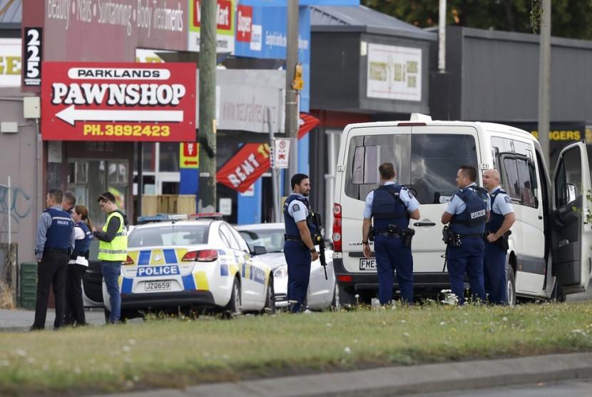 Penembakan Jamaah Masjid di Christchurch, Selandia Baru