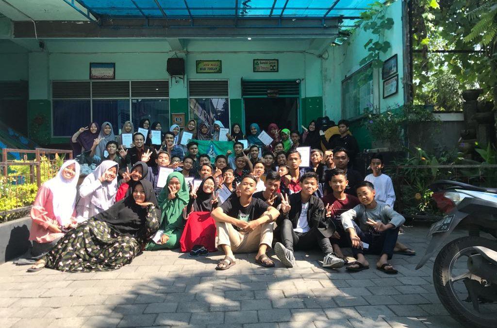 PII Bali menyelenggarakan LBT dan LIT, dibuka dengan Seminar No Hoax, No Bullying
