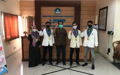 PW PII Bali Lakukan Sinergitas Dengan LPMP Bali